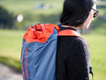 Kleiner und gäbiger Rucksack von Ortovox